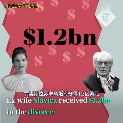 视频|世界最贵5大离婚案:世界首富贝索斯分完财产