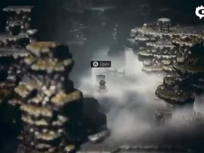 《八方旅人》PC版宣传片