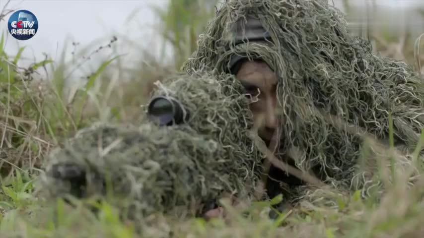 视频:超燃!视频带你认识海军陆战队