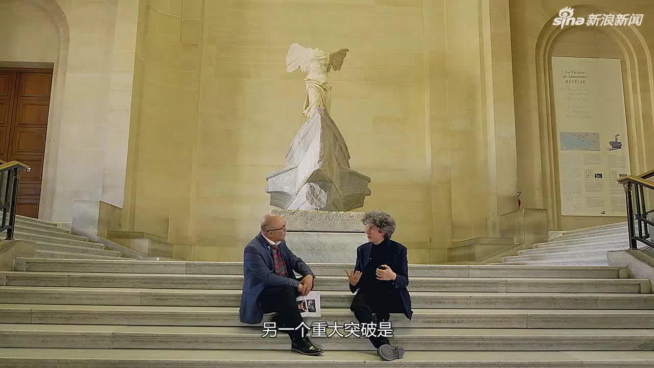 """""""文明的对话""""首站:卢浮宫的机密"""