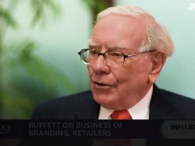 中字全程-巴菲特专访:分享自己的投资策略