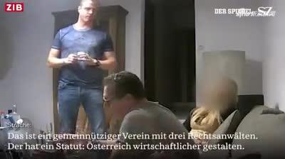 视频-奥地利副总理被曝贪腐视频:以政府合同换竞选