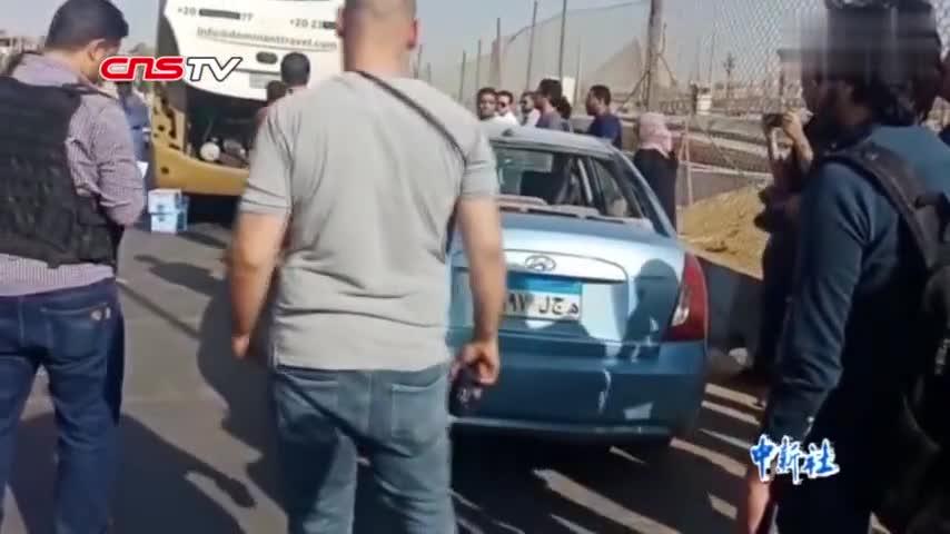 视频:埃及金字塔附近发生爆炸案 中使馆提醒游客谨