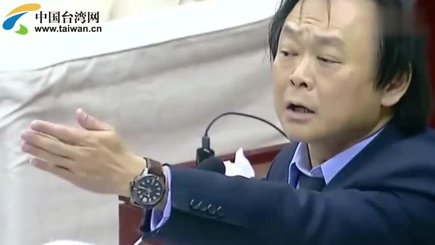 现场视频:柯文哲偷偷骂王世坚垃圾 事后赖账说记者
