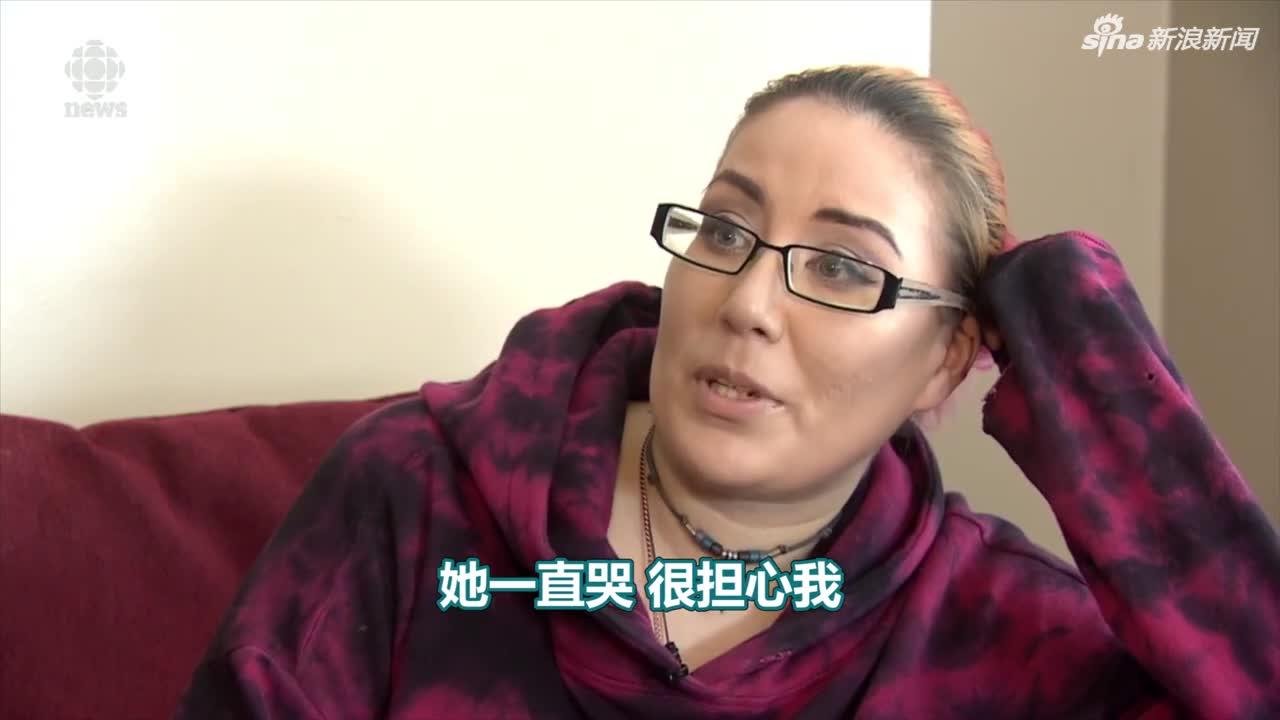 视频:规劝无效 加拿大妈妈反被一群熊孩子群殴