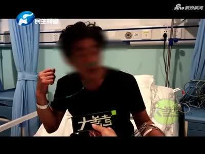 郑州俩男子正走路疑遭雷击 一人身亡一人惊吓过度住院