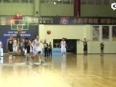 川篮联赛第六轮泸州主场精彩集锦