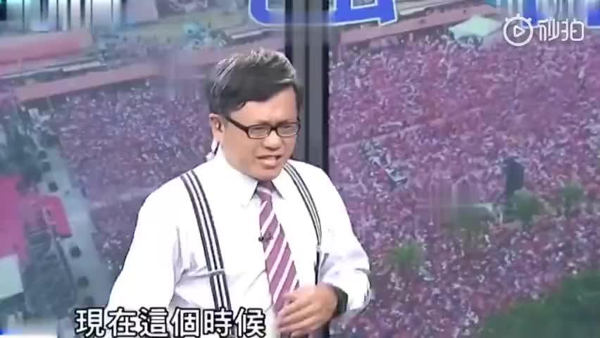 视频-赖清德拖垮了蔡英文?唐慧琳:这俩人都不是好