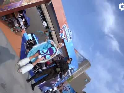 2019完美世界全国高校联赛(春季赛)合肥全国总决赛