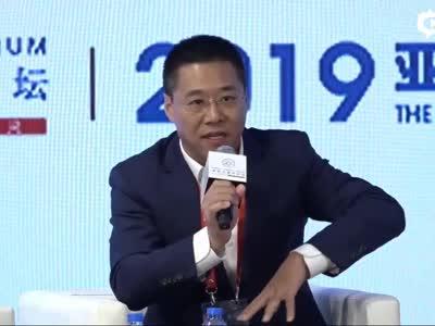 2019亚布力终结论坛陈爽说话