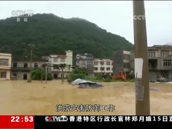 """视频-央视:城市让""""雨水""""无家可归 可不就得""""看"""