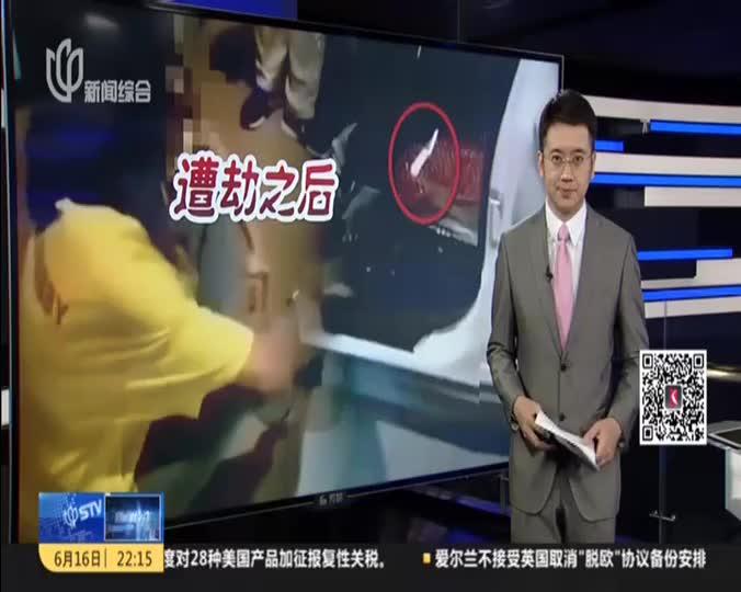 视频-广东河源东江大桥坍塌事故一落水车辆被打捞出