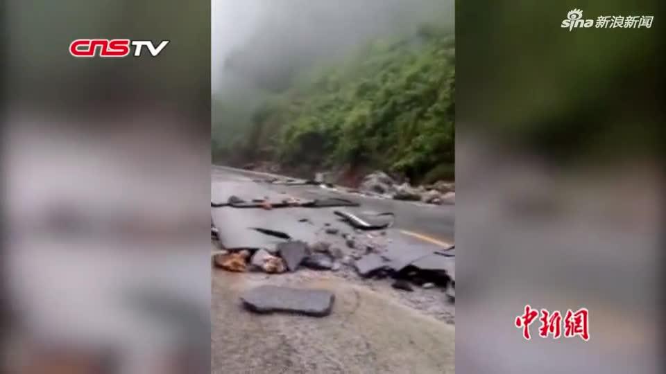 视频:广西百色遭特大暴雨袭击 已致多人失联受伤