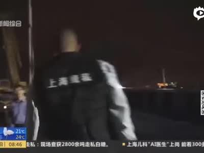 视频:上海海关破获绕关走私糖大案 走私细节披露