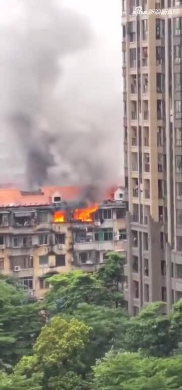 广州消防传递黄沙大年夜道火警事宜