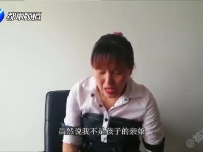 郑州深夜女司机当街昏迷 醒来哭诉令人泪奔
