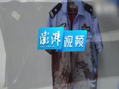 安徽六安民警许传宝处警时遇袭牺牲 嫌犯一审被判死刑