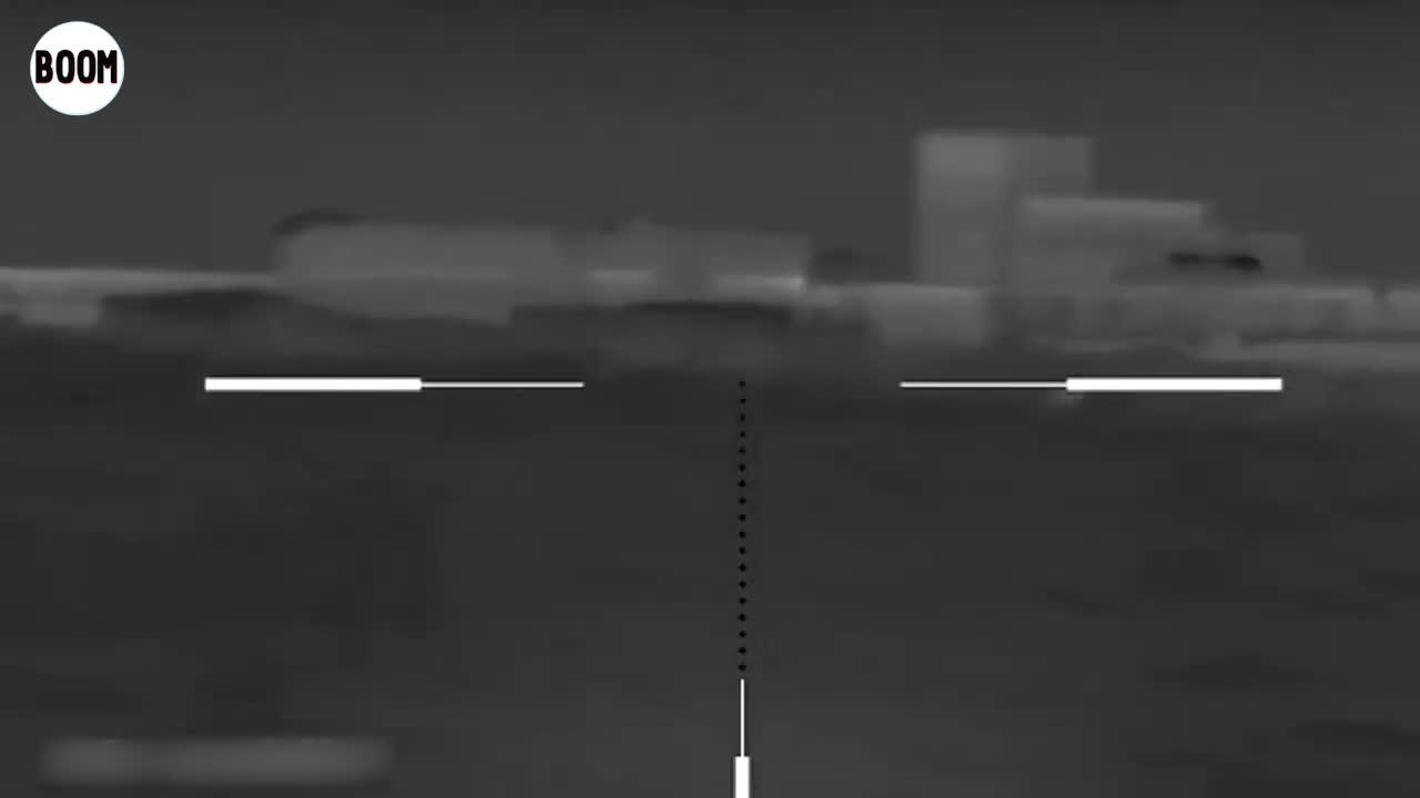 库尔德武装用热像仪与土耳其夜战土军人暴露被攻击(视频)