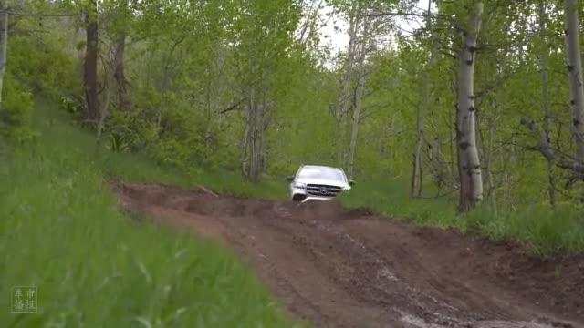 2020款 奔驰 GLS V8(轻度混动)越野