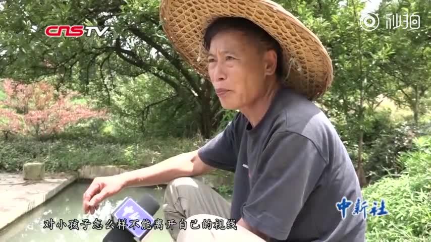 视频:探访杭州女孩章子欣家 村民:希望立警示碑