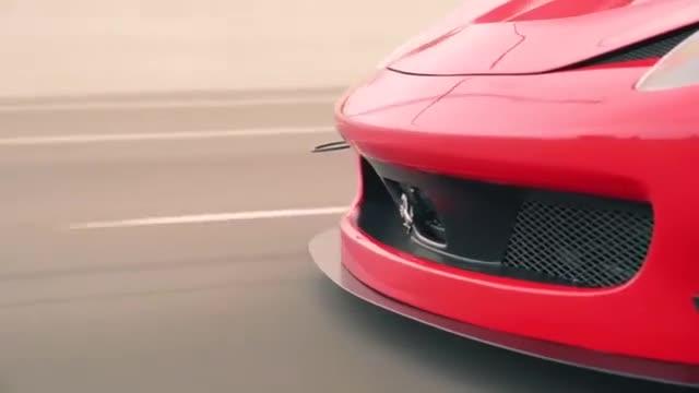 绝世珍品法拉利 458GT3