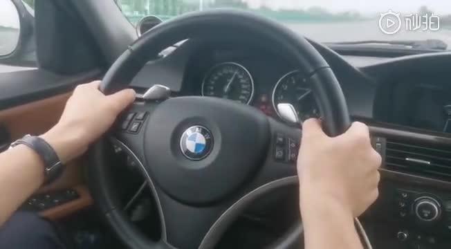 汽车视频:三阶宝马335i