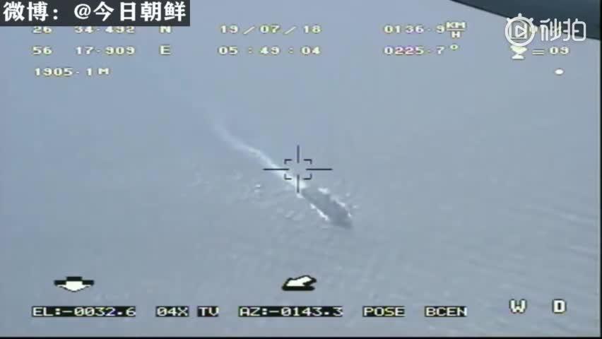 视频-无人机被美国打下?伊朗公布无人机路线图视频