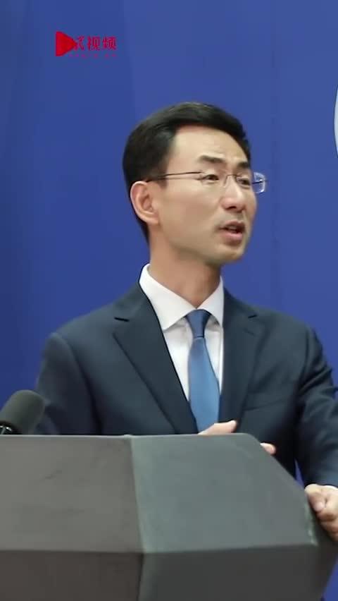 霍顿拒与孙杨合影 耿爽:应按国际体育组织的相干规定处理