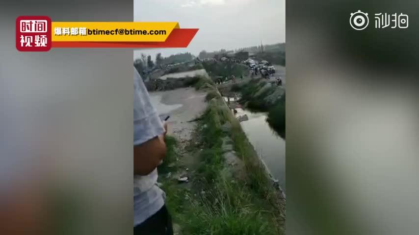 视频:14岁男孩救2名女孩后溺亡 镇政府将为其申