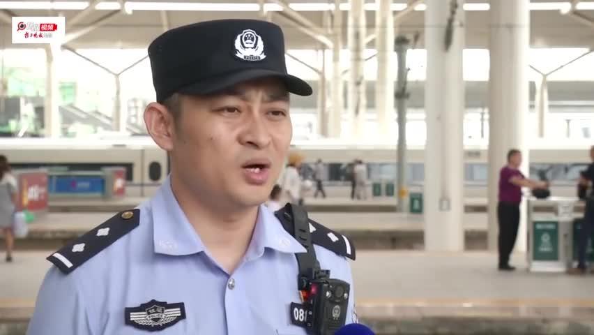 视频|女子被要求补票扇列车员耳光 认为受到刁难