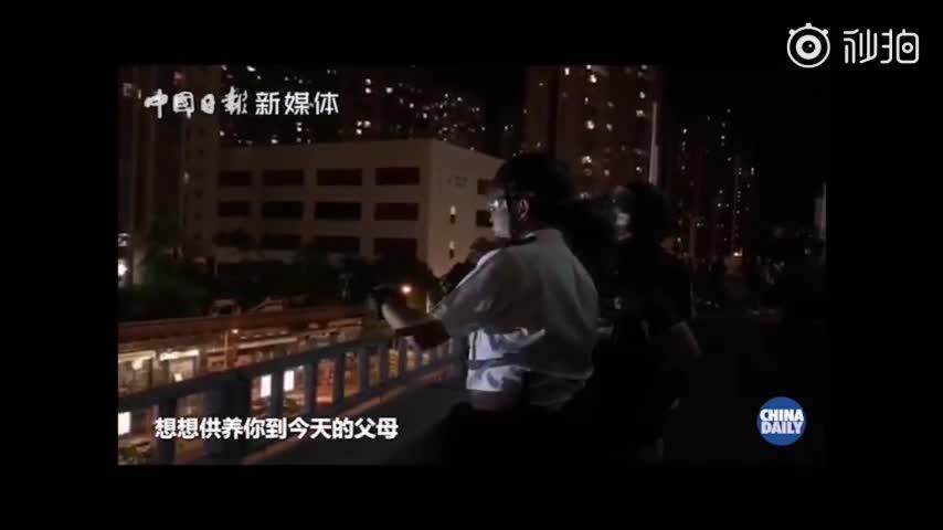 视频:唐僧式阿sir现身 碎碎念前还开启
