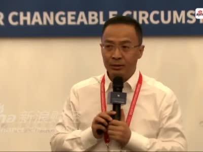 君智谢伟山亚布力夏季峰会演讲中国经济新机遇
