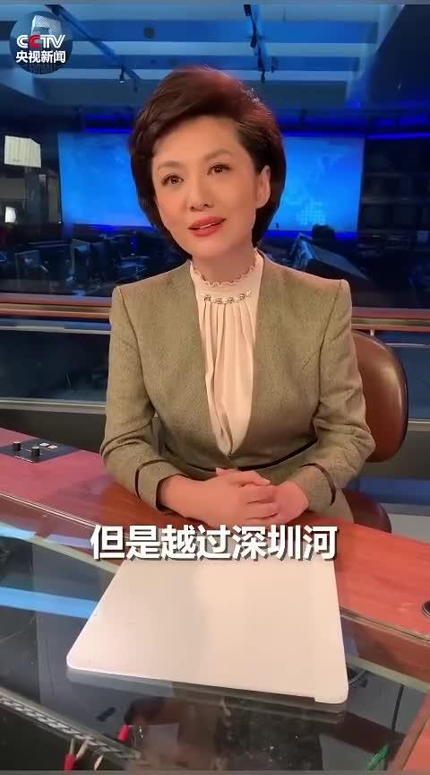 央视主播质问乱港分子:再闹下去 香港人吃什么?