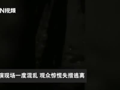 """安徽马戏团一老虎在河南表演时现场""""越狱"""",警方:逃虎已抓获"""