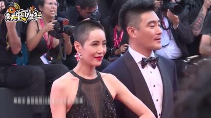 视频:《我的英雄》威尼斯电影节获奖 焦点女演员景珂寸头亮相抢镜