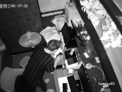 合肥公安破获系列盗窃案