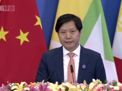 小米董事长雷军:广西的巨大潜力和蓬勃活力超出想象,期待智能制造中心在广西崛起