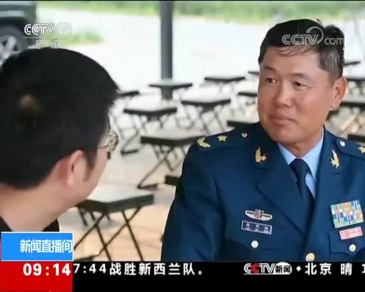 视频-领导指挥方队有27名将军 为历次阅兵之最