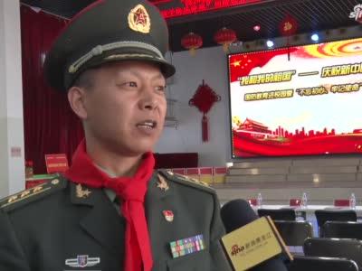 哈尔滨警备区政治工作处主任田志国
