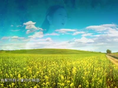 《我爱你中国》演唱:方圆