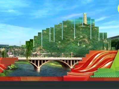 高清视频来了!陕西彩车经过天安门广场,原来它还有这样的打开方式!