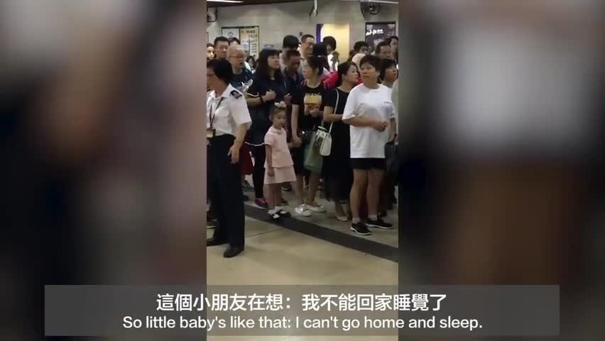 视频-美国小哥用Vlog告诉世界香港的真相:这不