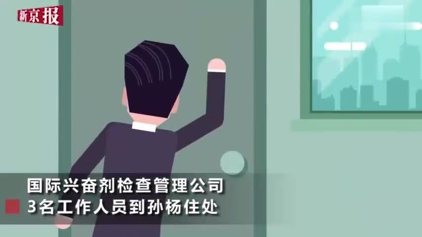 视频-孙杨听证会11月15日瑞士举行 孙杨:期待