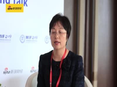 第十六届中国制造业国际论坛专访爱波瑞集团高级合伙人 王萍