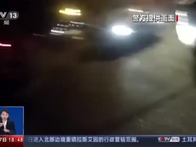 上海:儿子改装车被扣 父亲竟酒驾接人