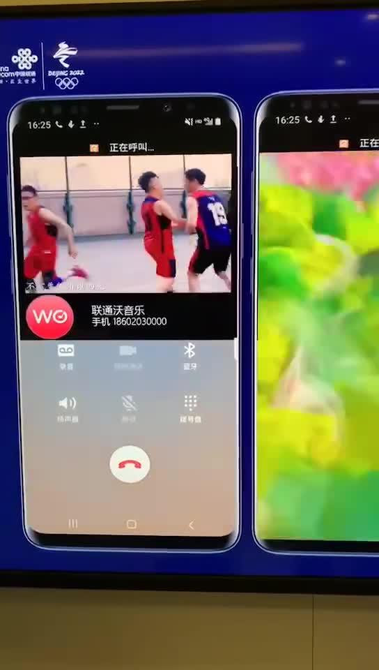 中国联通推出5G视频彩铃业务,将被视为5G商用的...
