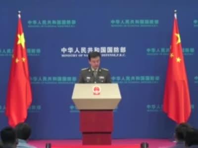 国防部回答中国高科技赶上美国:别想捧杀中国