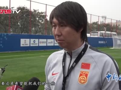 李铁率国足选拔队出战东亚杯 要找愿为国踢球的球员