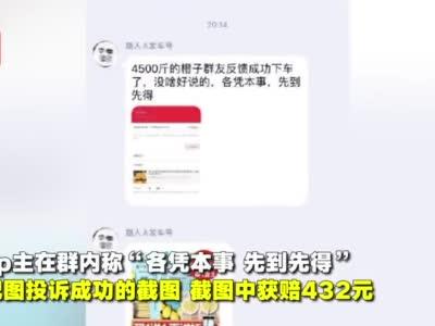 """视频-农民电商卖水果误写金额被薅羊毛后破产 平台:坚决抵制""""羊毛党"""""""