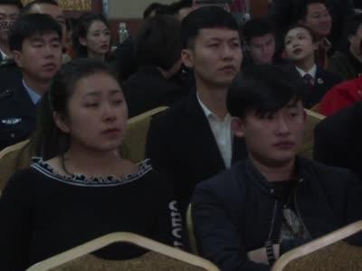 辽宁省职工朗诵比赛在沈举行